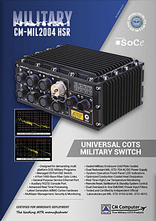 CM-MIL-SFF  Chassis Datasheet
