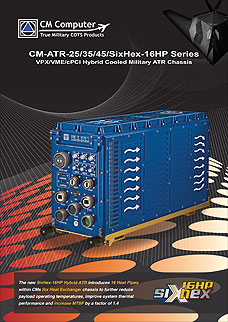 SIXHEX-16HP ATR Chassis Catalog