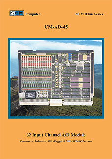 CM-AD-45 - Analog to Digital