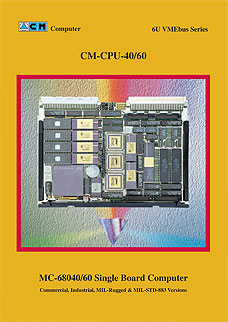 CM-CPU - Single Board Computer