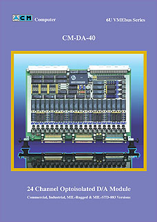 CM-DA-40 - Digital to Analog