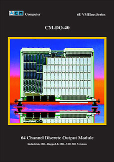 CM-DO-40 - Discrete Output