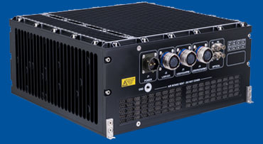 Small Form Factor Rugged Defense Server