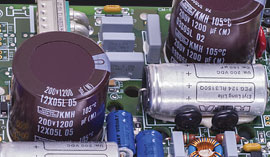Hold-up Capacitors