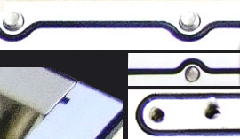 Sealed EMI Gaskets